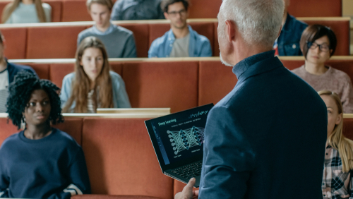 FIVE COMMON COURSES IN A DATA SCIENCE DEGREE PROGRAM